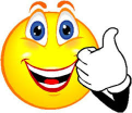 Thumbs Up Smilie